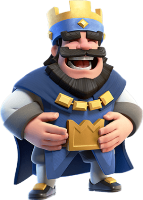 King-Clash-Royale